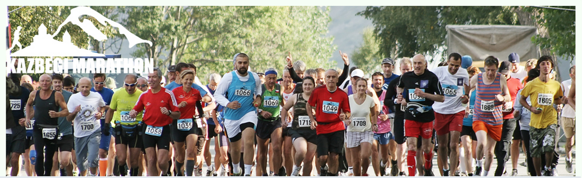 kazbegi marathon 2015